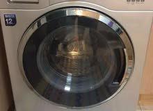 daewo washing machine 9 kg washer 7 kg drayer combo