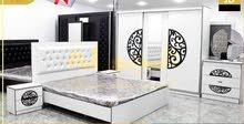 غرفة نوم جديد جديد عرض  غرفة نوم عرسان تركي بسعر حررررق