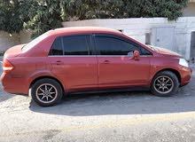 نيسان تيدا 2006 لبيع