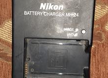 شارج nikon D3100