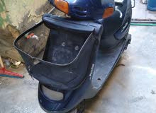 Used Yamaha motorbike made in 2003 for sale