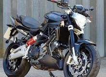Used Aprilia motorbike made in 2015 for sale