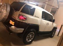 Gasoline Fuel/Power   Toyota FJ Cruiser 2013