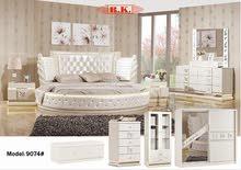 غرفة نوم دائرية مزدوجة 8 قطع بسعر خاص