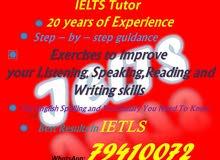 Highly Qualified English Tutor