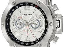 AKRIBOS XXIV AK515SSW Watch
