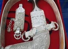 خنجر زراف هندي فضه ثقيل