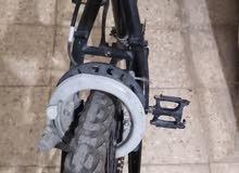 بسكليت امريكي غيارات دراجه و بداله امريكيه وعليه قفل للامان جاني جديد من عمان جد
