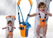 حزام لتعليم الطفل ع المشي