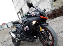 Buy a Kawasaki motorbike made in 2016