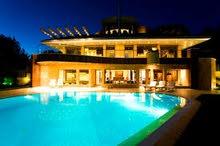 Villa in Benghazi Al Hawary for rent