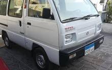 يوجد سيارة سوزوكي فان7راكب متاحه بالسواق للعمل في الشركات والمصانع ودورات