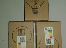 لمبات LED و لمبات جدار للبيع لأعلى سوم جميعها جديدة لم تفتح من الكرتون
