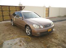 Brown Lexus GS 1998 for sale