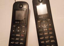 هاتف أرضي محمول 2 ارقام متميزه