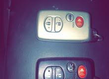 مفتاح بريوس جيل 3 بكج فايف و مفتاح كامري جيل 2
