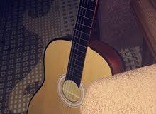 جيتار جديد 140$ مشتري ريده 120$ قفل