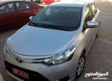 Automatic Toyota 2017 for rent - Bosher