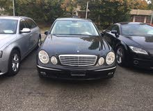 Mercedes Benz E 320 2005 For sale - Black color