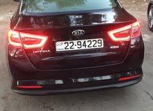 Automatic Kia Optima 2014