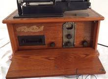 راديو صنع انجليزي 1902 للبيع