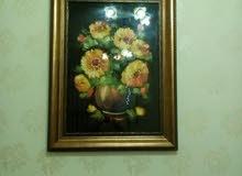 لوحة بحالة جيدة