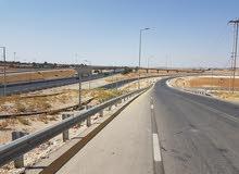 الطنيب - السكة الغربي -  على شارع المطار بجانب جامعة الاسراء -610 م