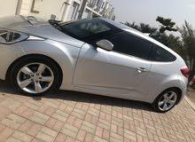 km mileage Hyundai Veloster for sale