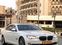 BMW 730Li طلبية خاصة