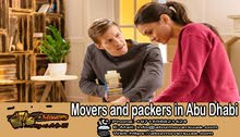 A to Z Movers and Packers Abu Dhabi 0556821424 - Hire The No1 movers