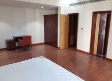 شقه للإيجار بالزنج ثلاث غرف ثلاث حمامات مفروشه بالكامل 650 دينار شامل الكهرباء