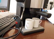 ماكينة القهوه الامريكيه سريعة التحضير بتنفع للمحلات والمكاتب والبيوت