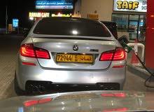 BMW الفئة الخامسه للبيع العاجل