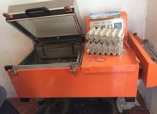 ماكينات تغليف البيض