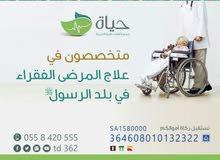 جمعية أطباء طيبة(الحياة) لدعم المرضى الفقراء