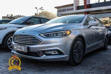 Automatic Silver Ford 2018 for sale