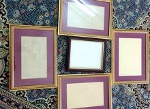 براويز للبيع Photo Frames for sale