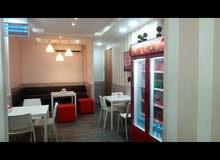 مطعم شاورما و سناكات و كوكتيل للبيع