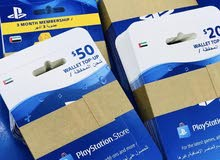 PlayStation gaming cards now available in gamer zone
