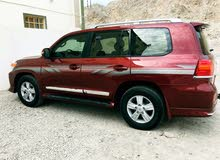 Available for sale! 120,000 - 129,999 km mileage Toyota Land Cruiser 2012