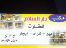 شقة للايجار في بن عاشور بالقرب من مسجد عبد الغني