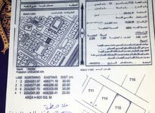 ارض لبيع في حي الرفعه مقابل جلفار مربع 10