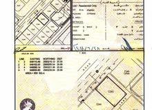 للبيع أرض سكنية مميزة أول خط بشارع الرحبة نهضة 7 مفتوحة من 3 جهات