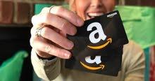 كروت امازون -Amazon gift card