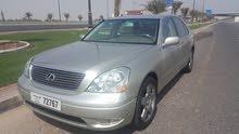 For sale Lexus LS car in Sharjah