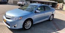 Toyota Camry 2013 For sale - Turquoise color