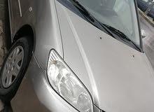 للبيع كاش فقط بشكل عاجل هوندا سيفيك Lxi 1500 cc موديل 2005 فحص 4 جيد