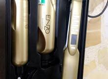 كاوية شعر ماركة Enzo الاصلية حرارتها950 (اقرة الوصف)