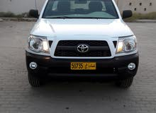 Toyota Tacuma 2011 For sale - White color