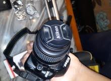 كاميرا نيكون D3100 للبيع